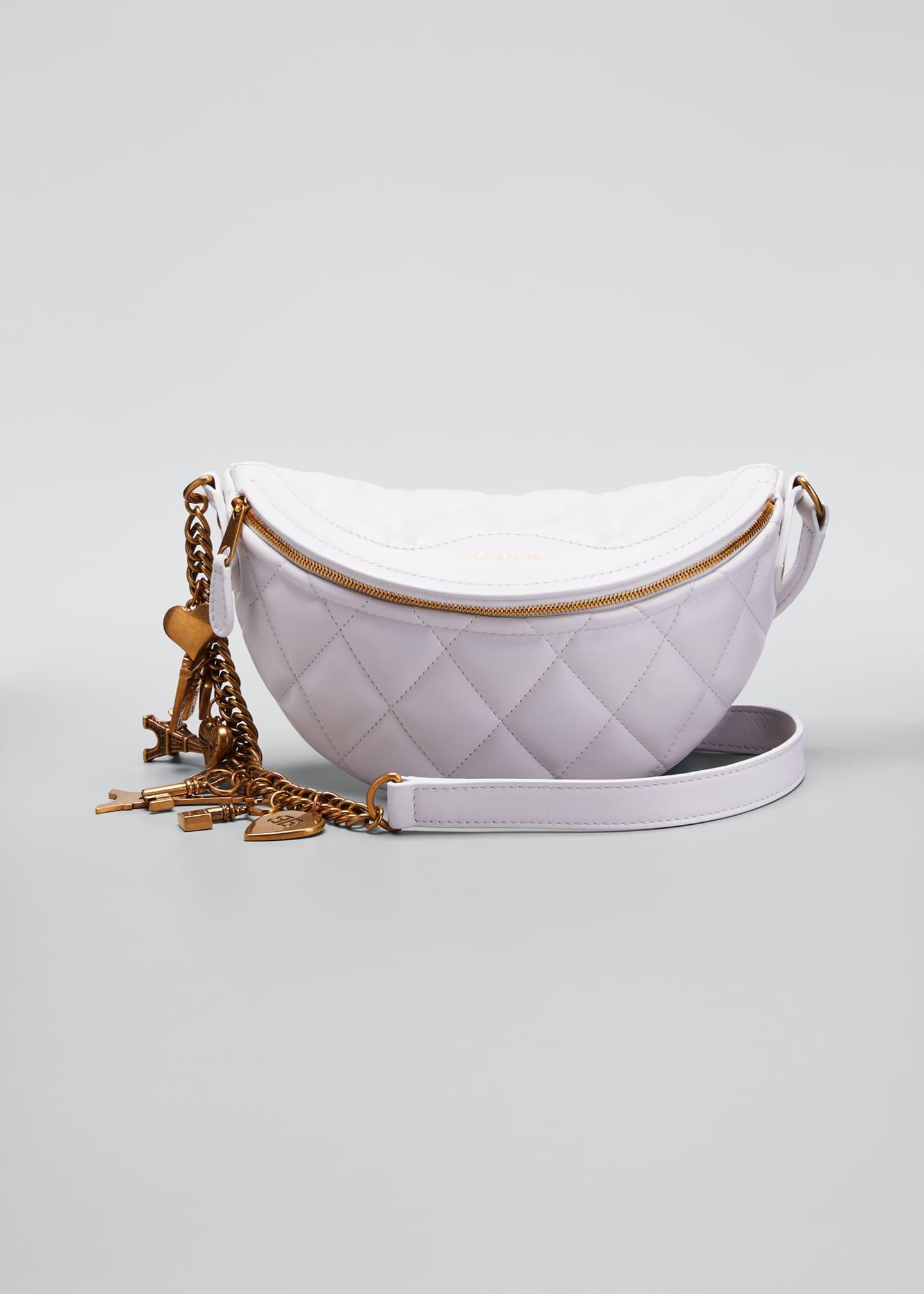 Balenciaga Souv Char XXS AJ Quilted Charms Belt