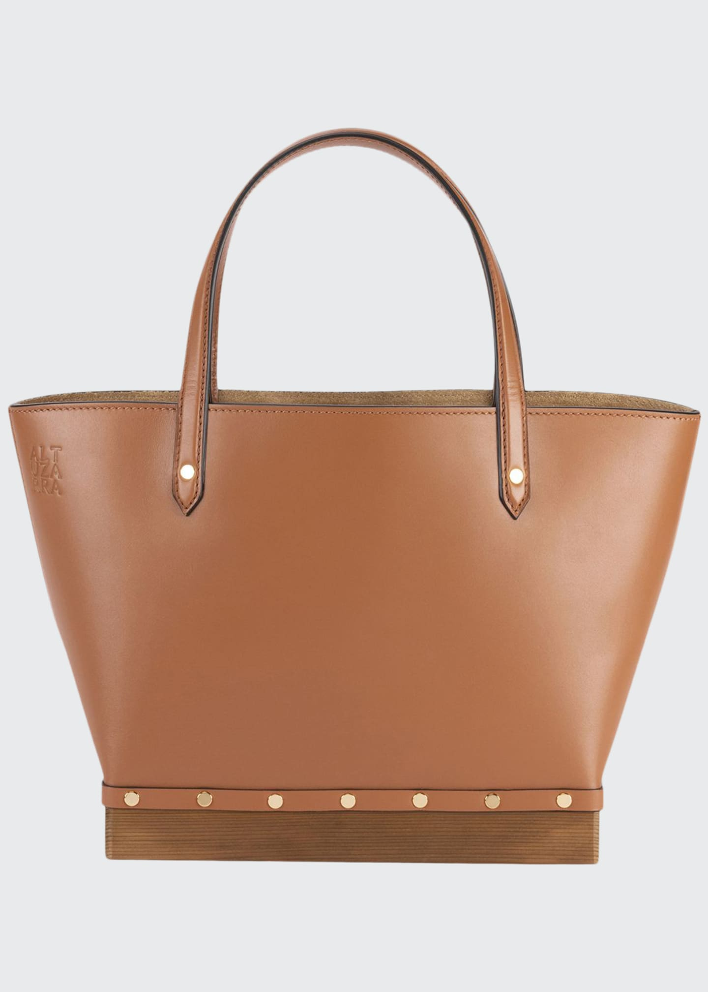 Altuzarra Clog Smooth Small Tote Bag