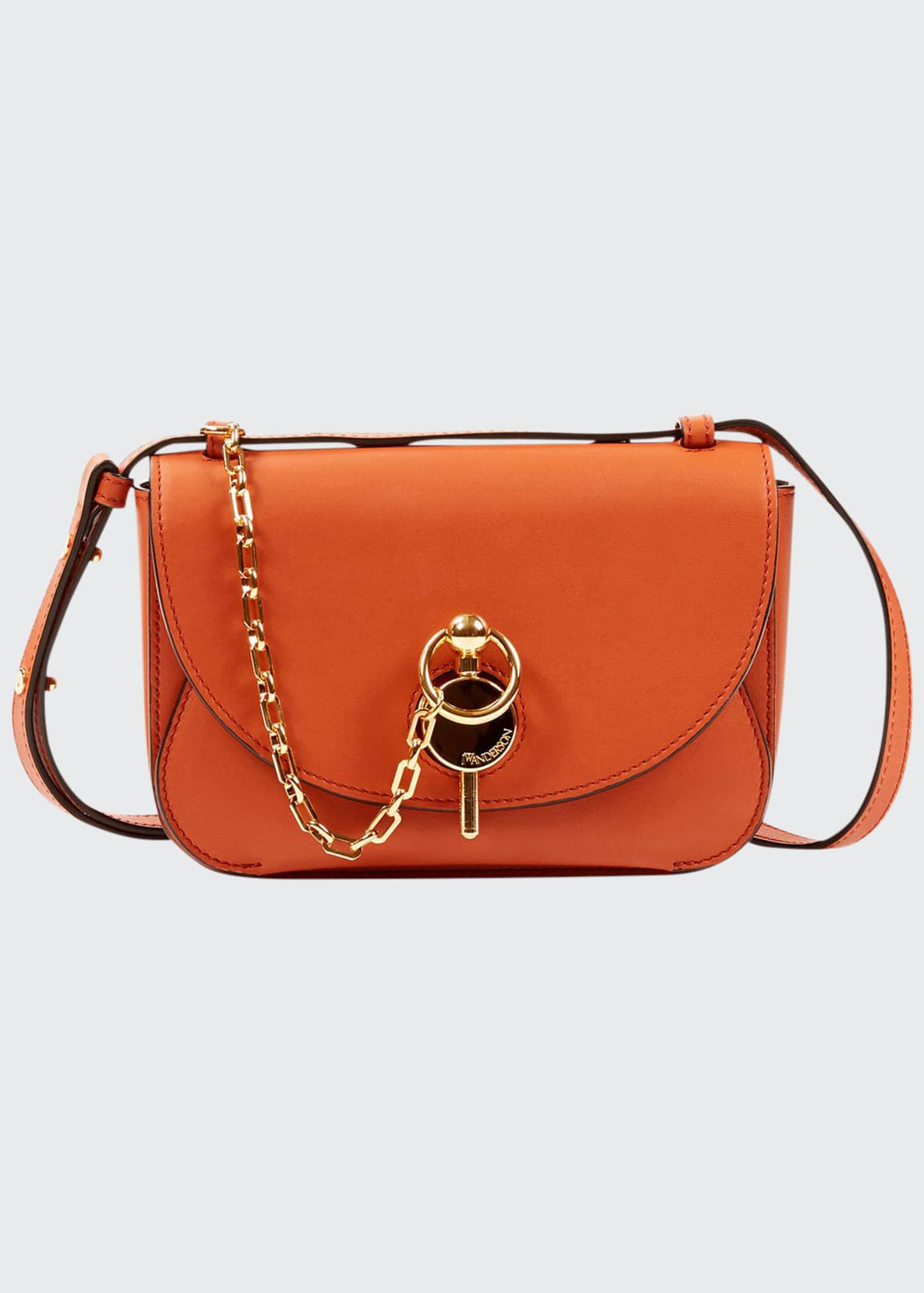 JW Anderson Midi Keyts Smooth Crossbody Bag