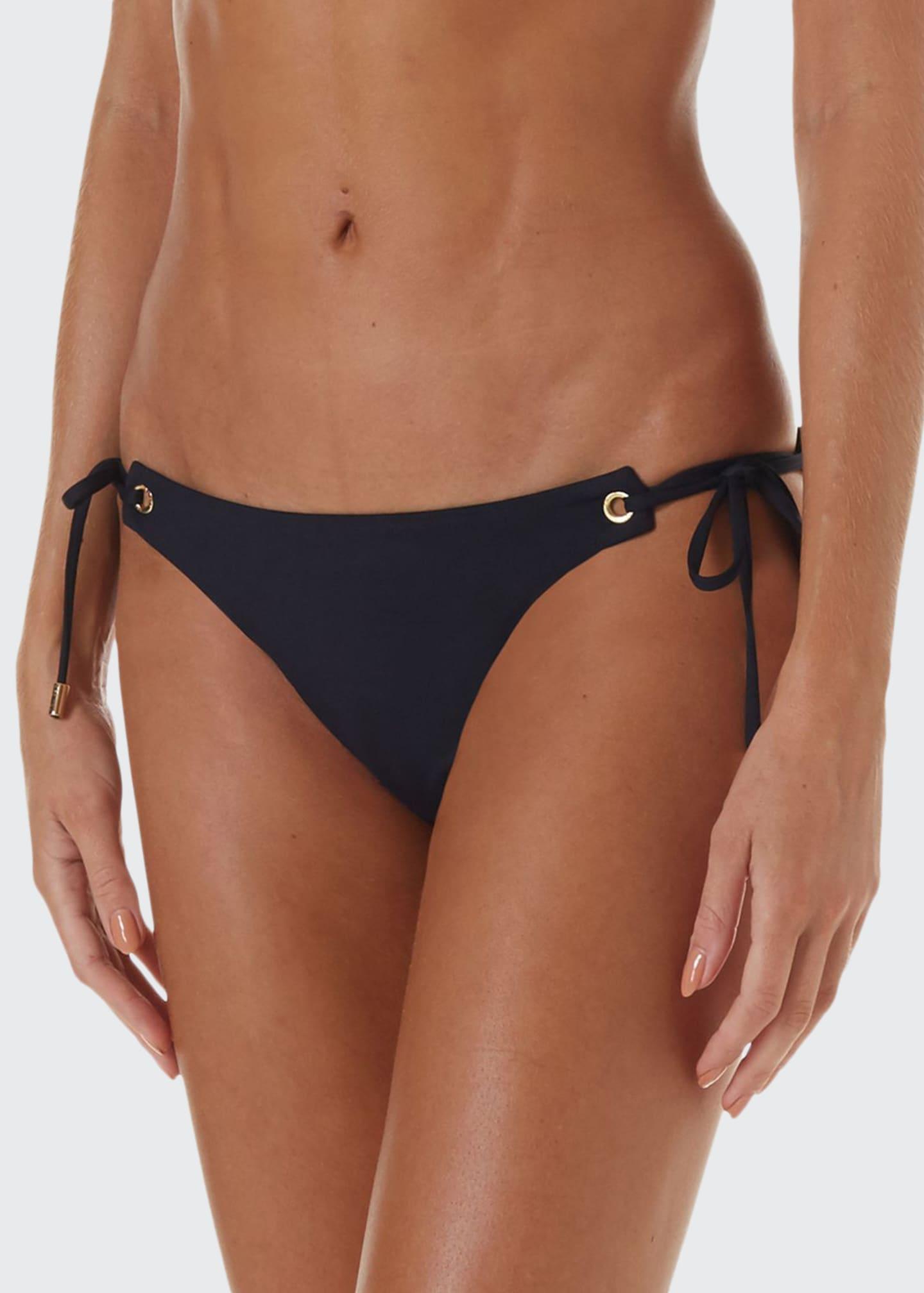 Melissa Odabash Malaysia Side-Tie Grommet Bikini Bottom