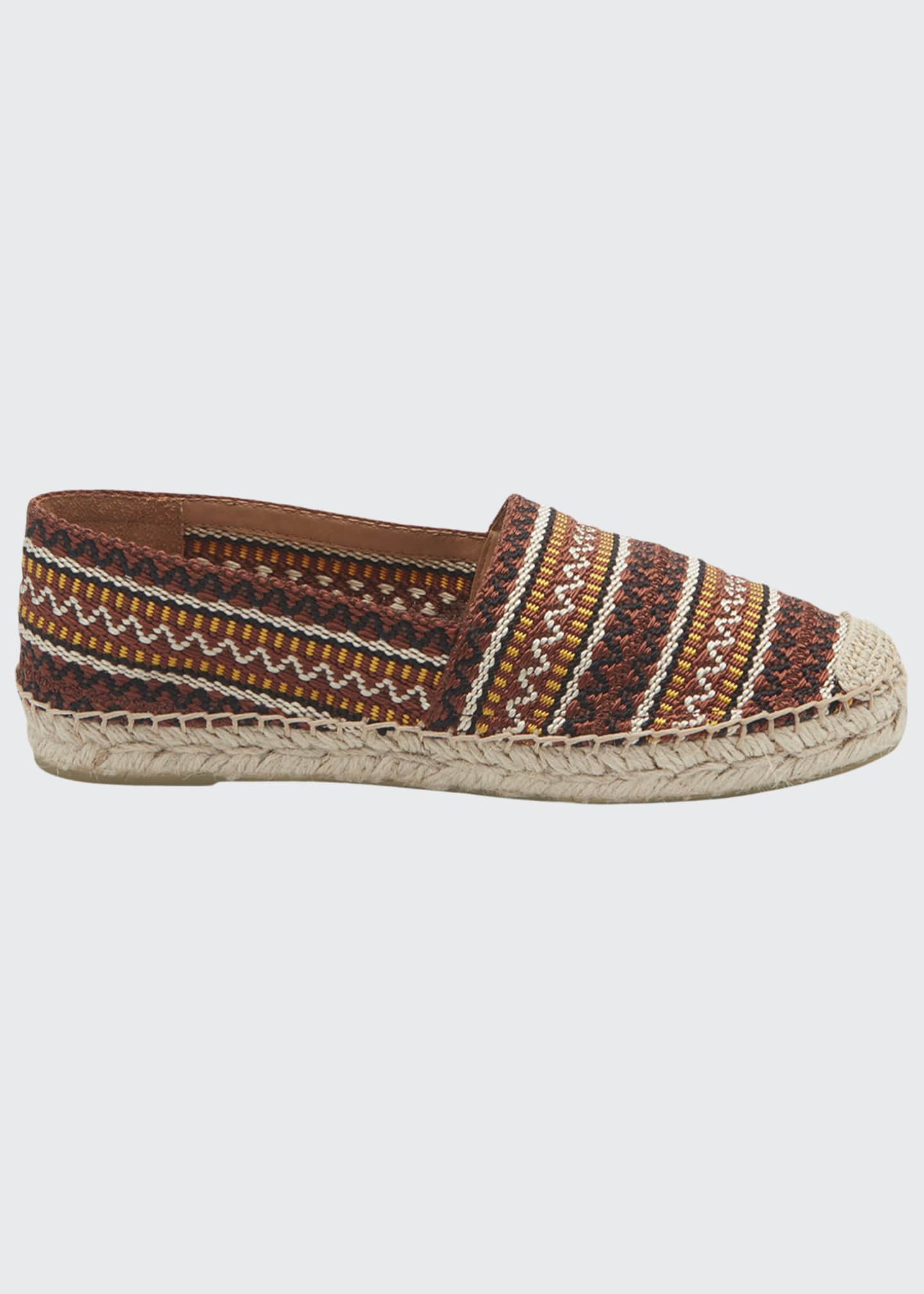 Image 1 of 3: 20mm Embroidered Espadrilles