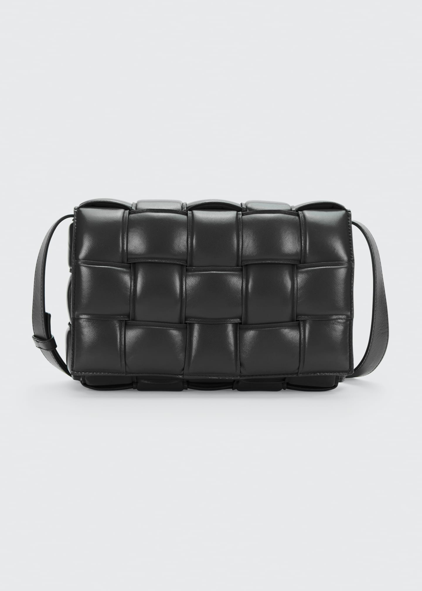 Image 1 of 5: Padded Cassette Crossbody Bag