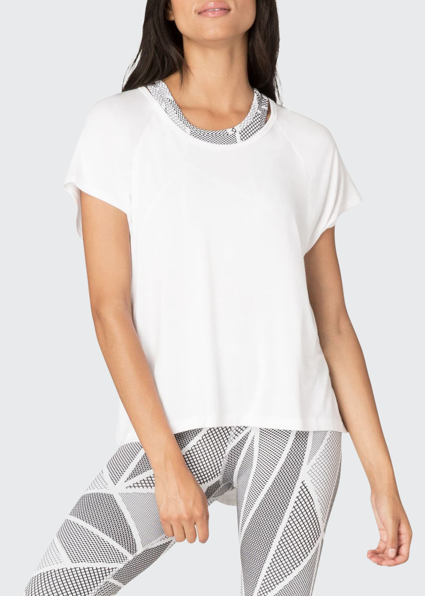 Image 1 of 3: Slink Out Loud High-Low Tee