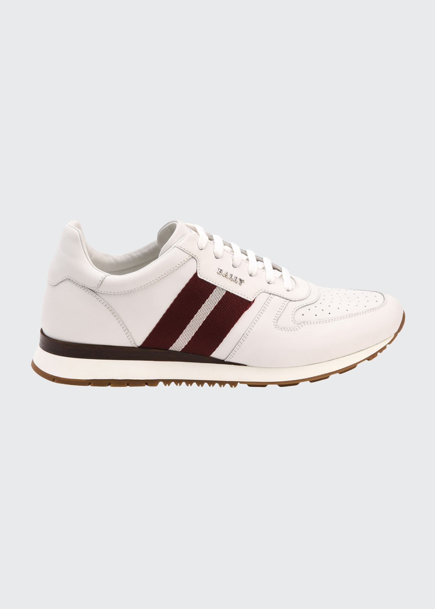 Image 1 of 4: Men's Astel Trainspotting Leather Runner Sneakers