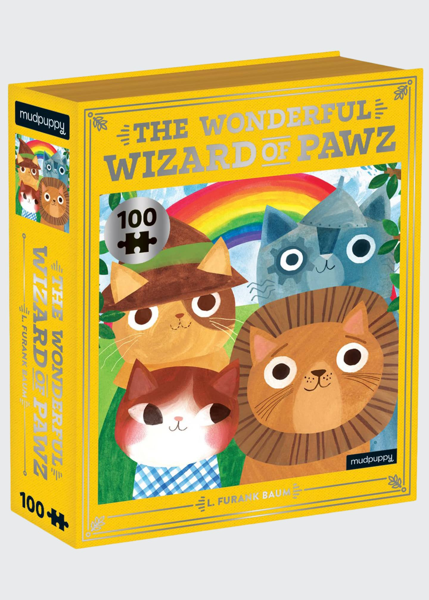 Image 1 of 1: The Wonderful Wizard of Pawz Puzzle