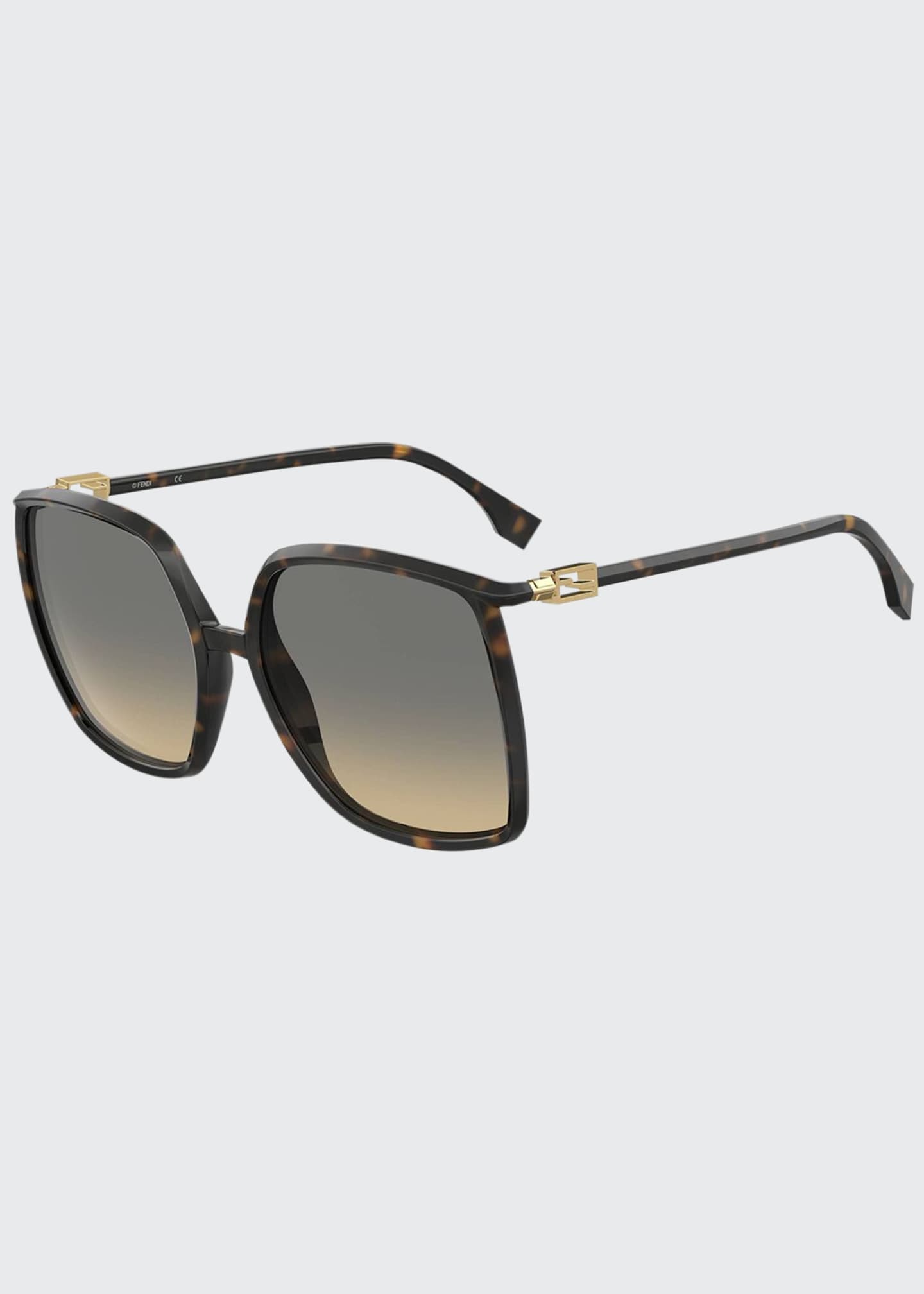 Image 1 of 1: Square Grilamid Nylon Sunglasses
