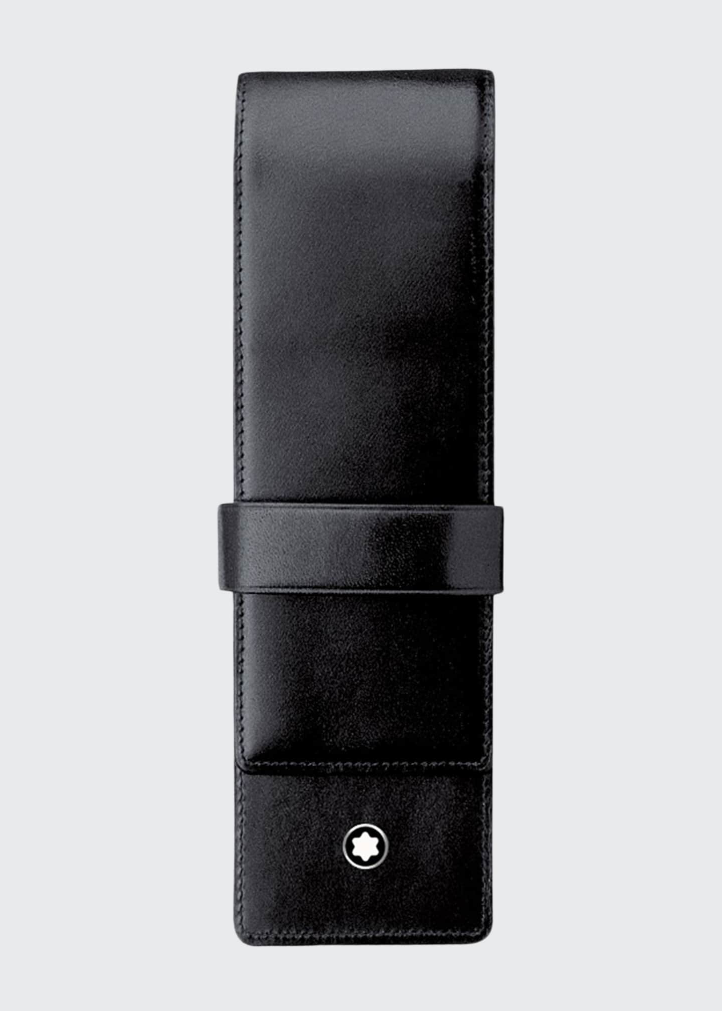 Meisterstuck Leather 2-Pen Pouch