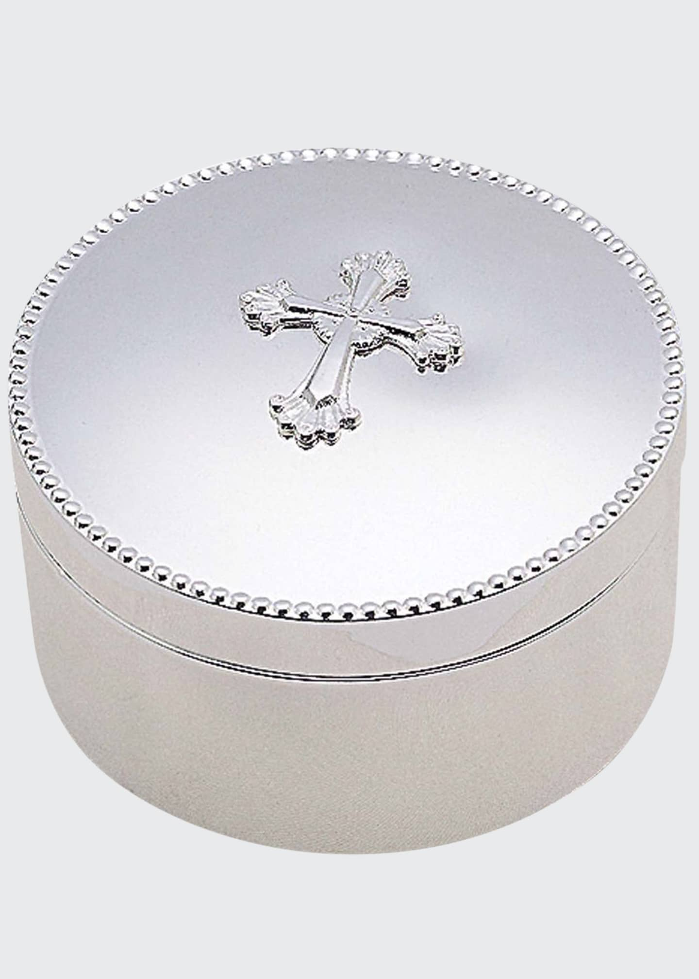 Reed & Barton Abbey Cross Keepsake Box