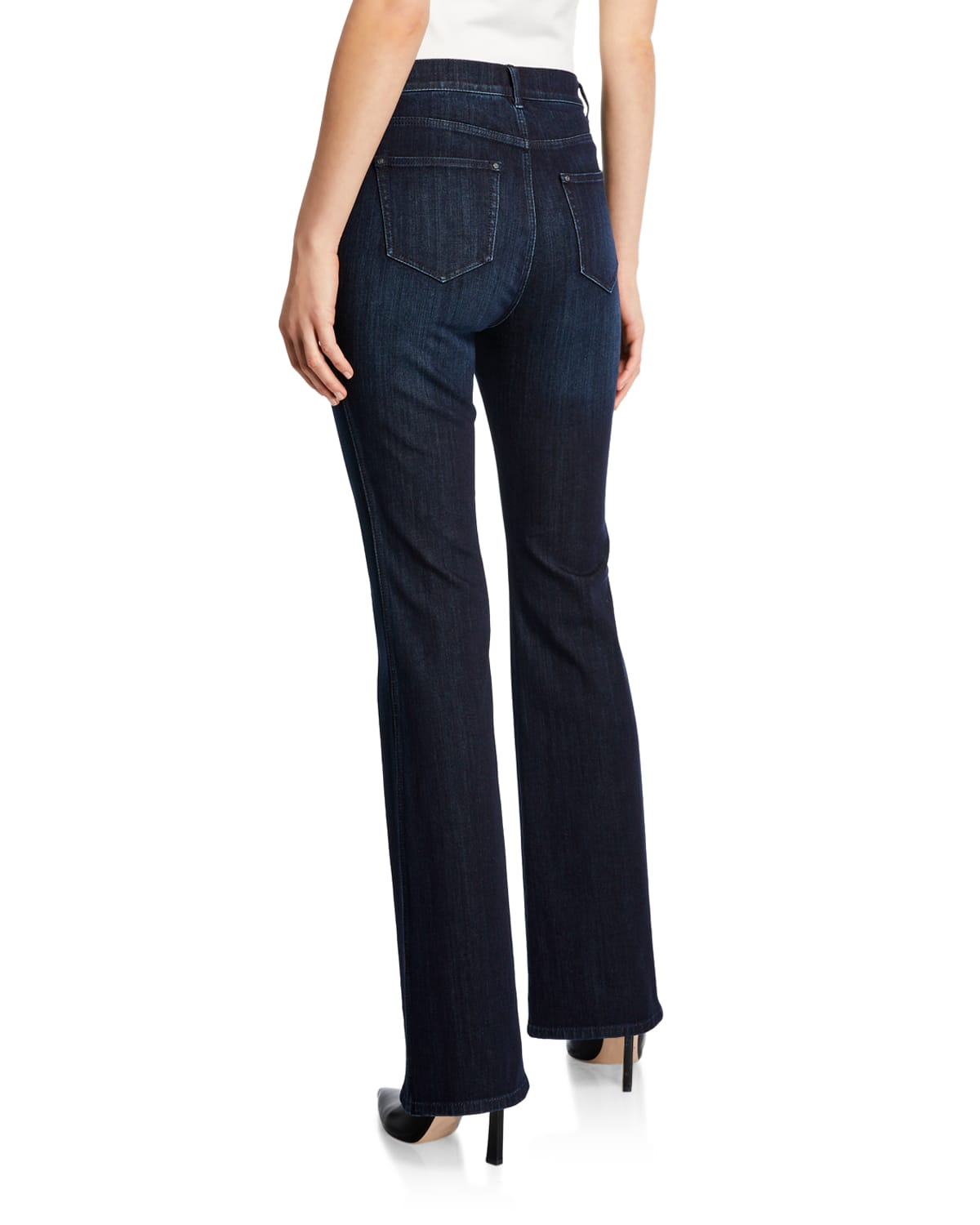 Mercer Flared Prestige Denim Jeans