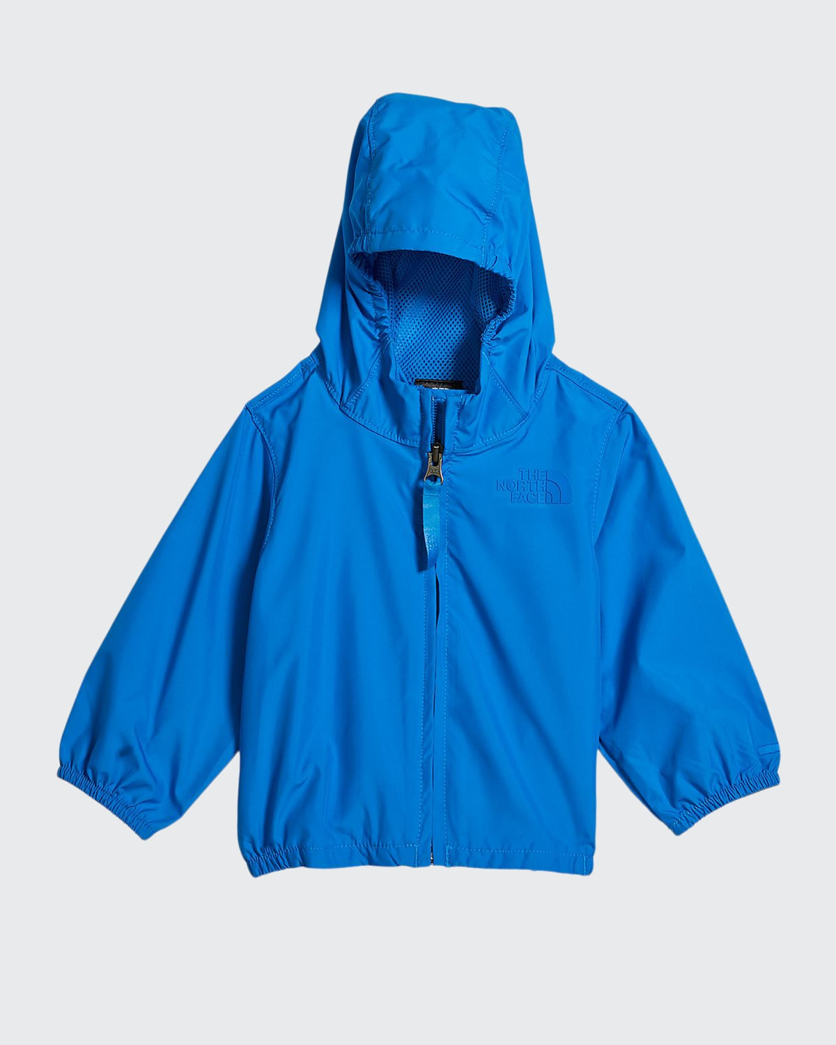 The North Face GIRL'S FLURRY WIND-RESISTANT HOODED JACKET