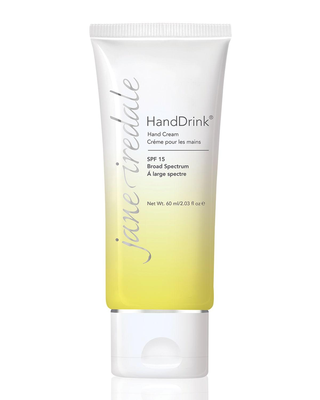 HandDrink® Hand Cream SPF 15