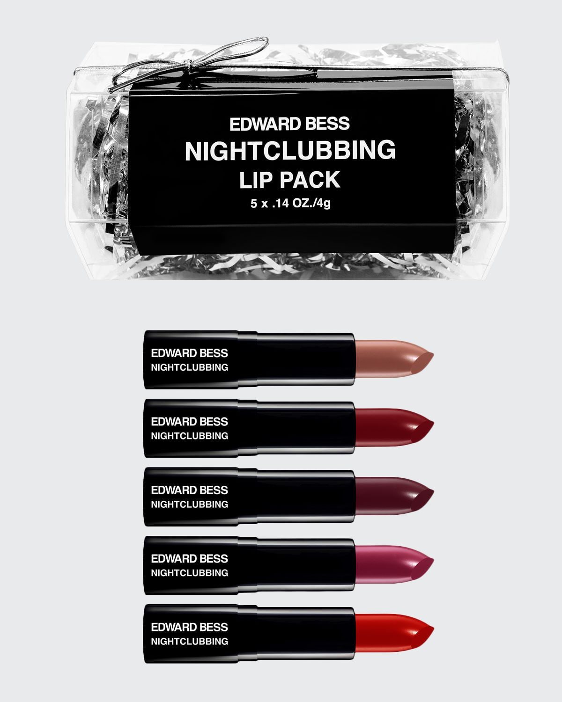Nightclubbing Lip Pack