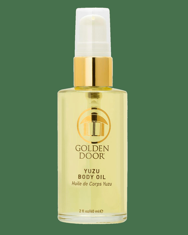 Yuzu Body Oil