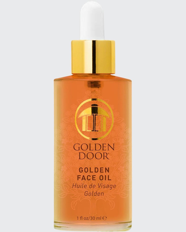 Golden Face Oil