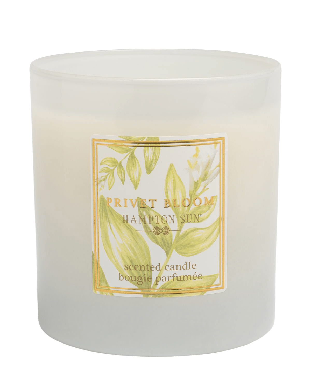 Privet Bloom Scented Candle