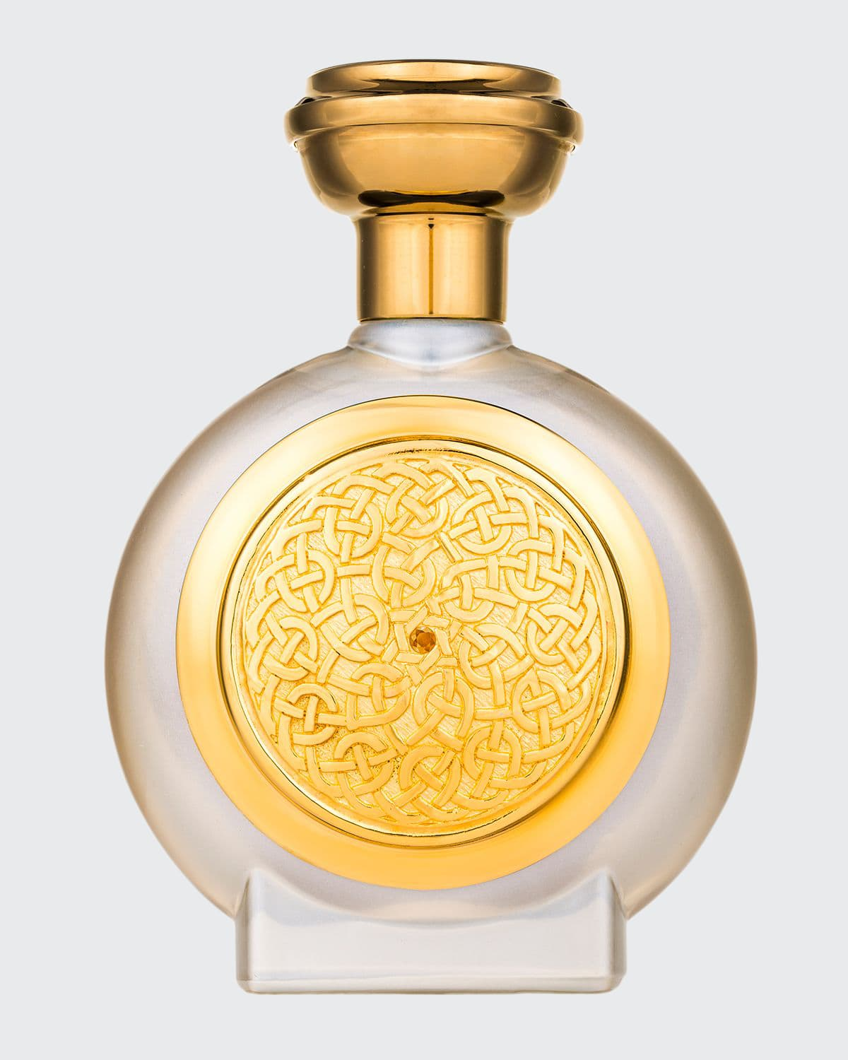 3.4 oz. Amber Sapphire Gold Collection Perfume