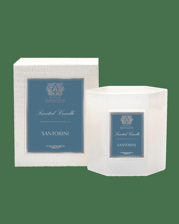 Santorini Candle
