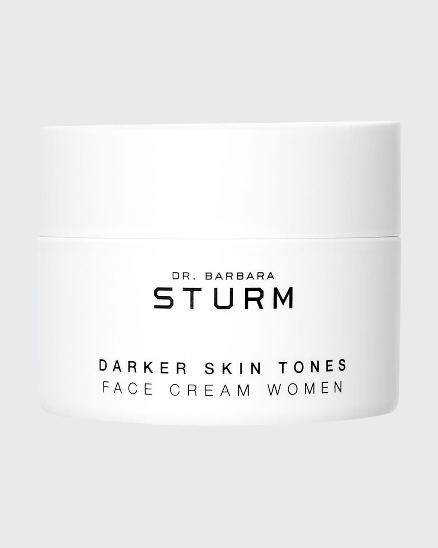 Darker Skin Tones Face Cream