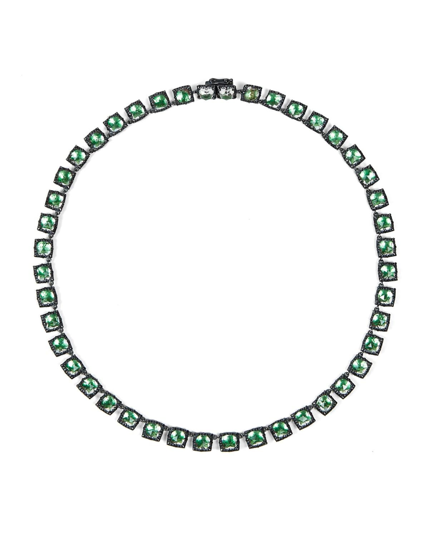 Bella Mini Riviere Necklace