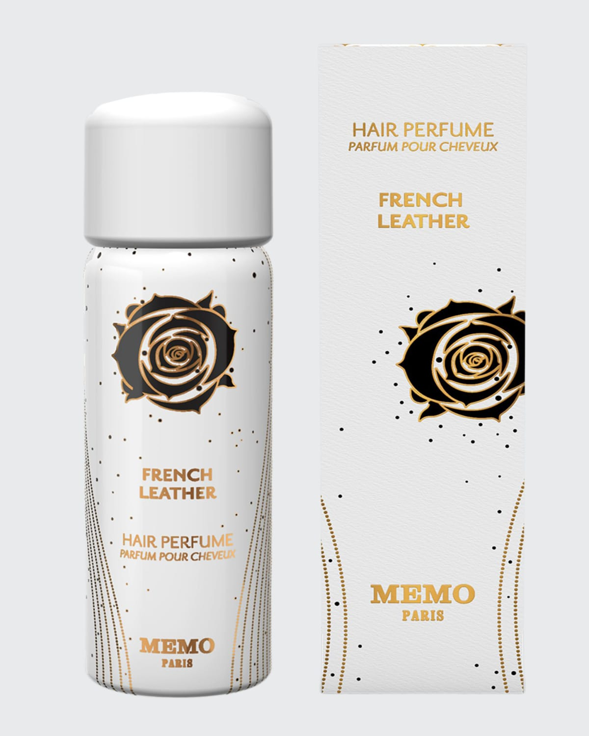 Hair Perfume French Leather