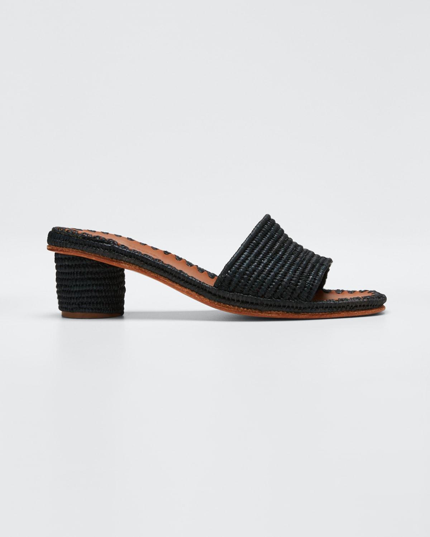 Bou Woven Slide Sandals