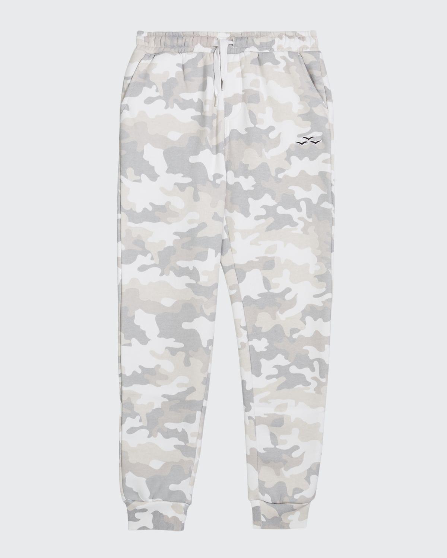 Kid's Charlie Premium Fleece Sweatpants