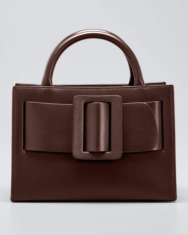 Bobby 23 Mini Smooth Top Handle Bag