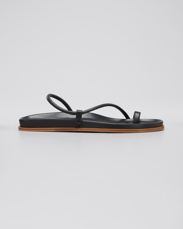 Bari Naked Toe Ring Sandals