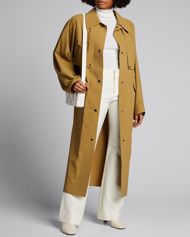 Pop Long Cape Coat