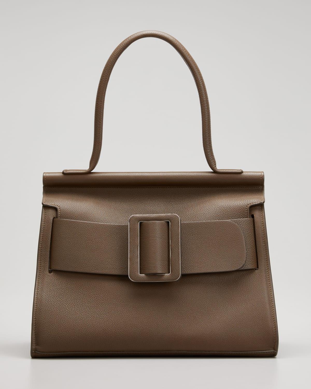 Karl Belted Top Handle Bag