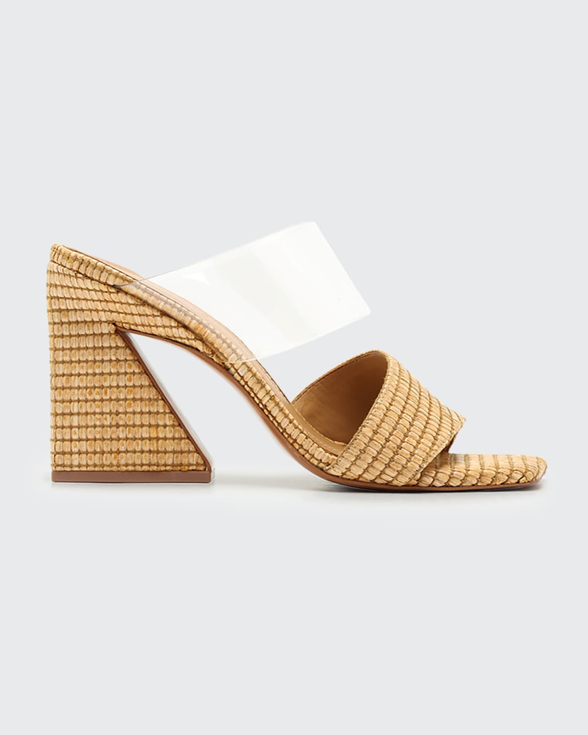 Mildred Two-Band Slide Sandals