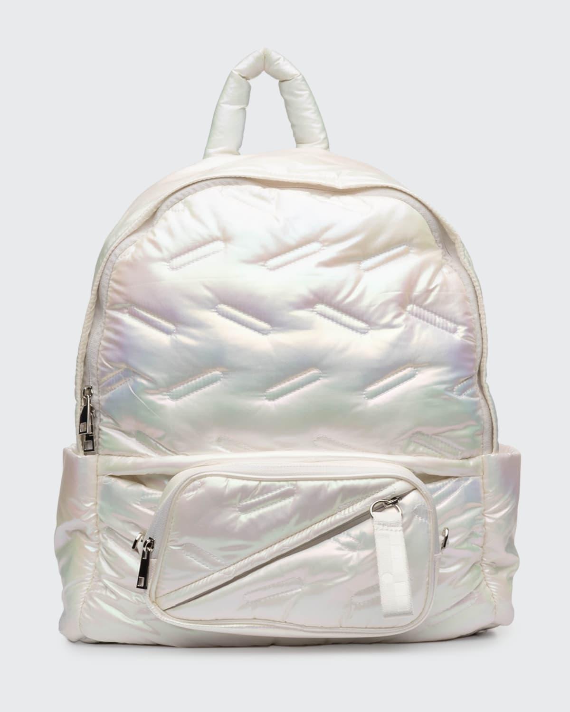 Maya Iridescent Backpack