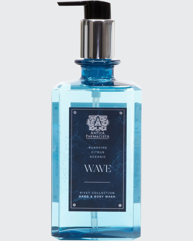 Wave Hand Wash