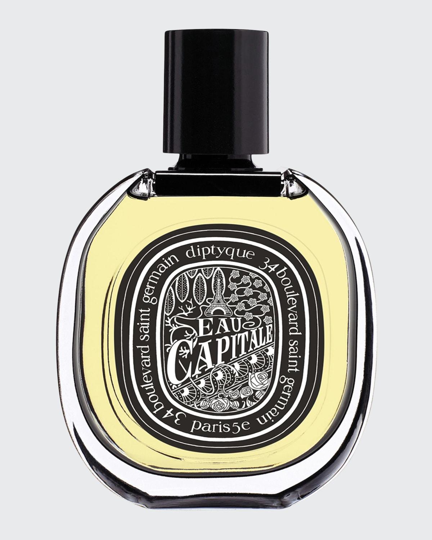 2.5 oz. Eau Capitale Eau de Parfum