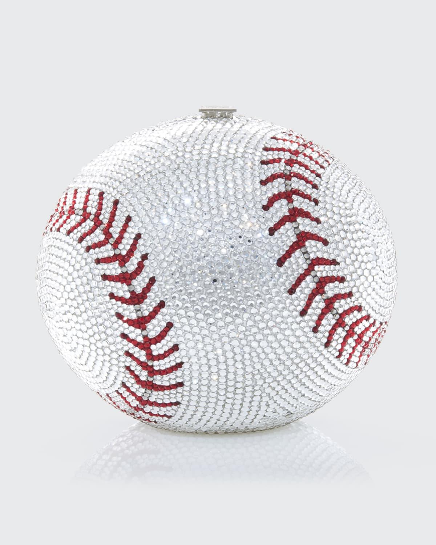 Sphere Baseball Clutch Bag