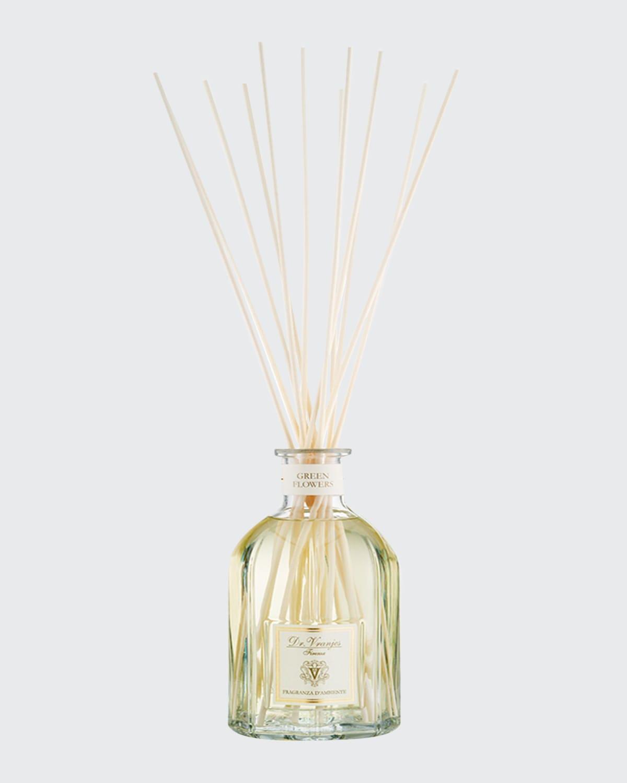 8.5 oz. Green Flowers Bottle Home Fragrance