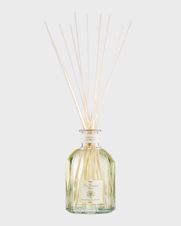 17 oz. Green Flowers Bottle Home Fragrance
