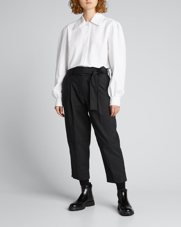 Button-Down Cotton Shirt