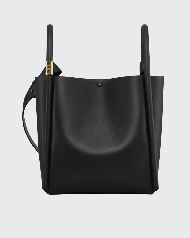 Lotus 25 Medium Satchel Tote Bag