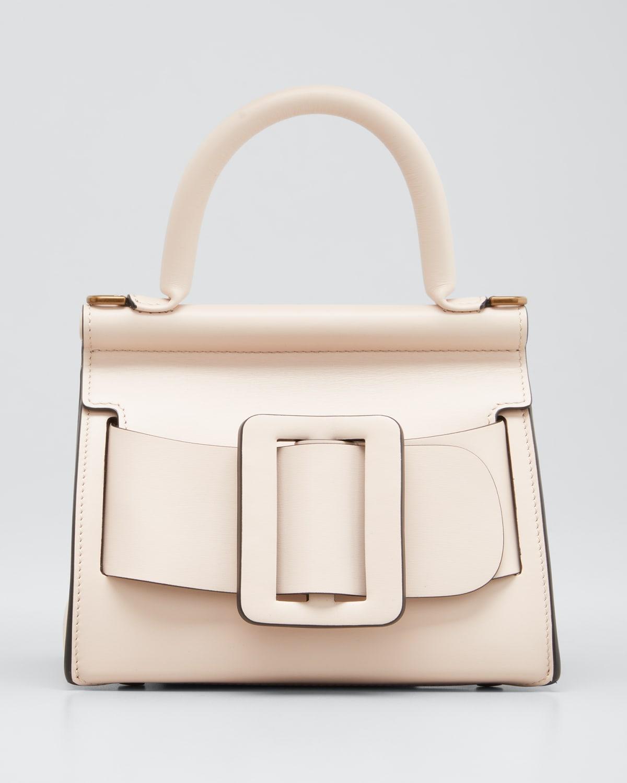 Karl 19 Small Buckle Top Handle Bag