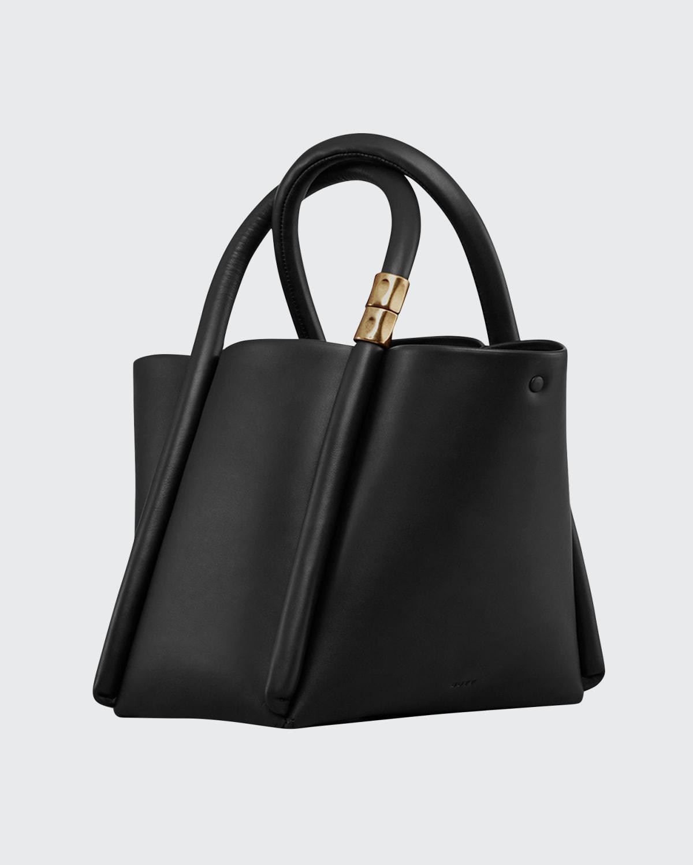 Lotus 20 Leather Shoulder Bag