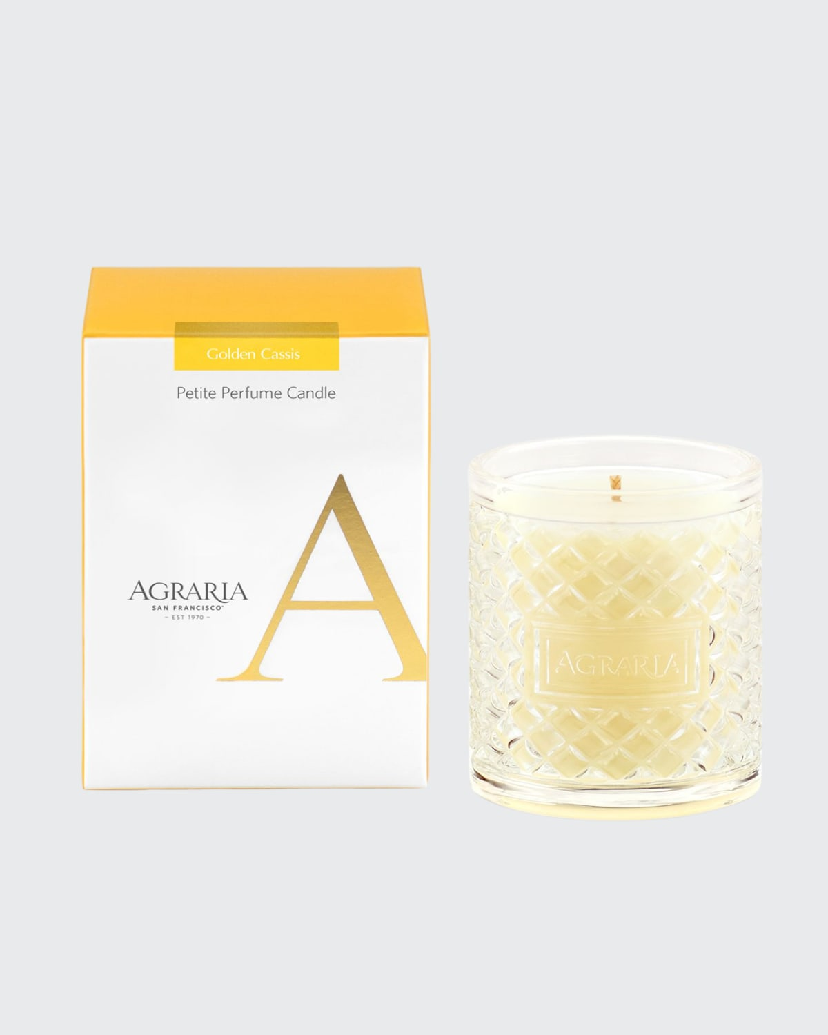 Golden Cassis Candle