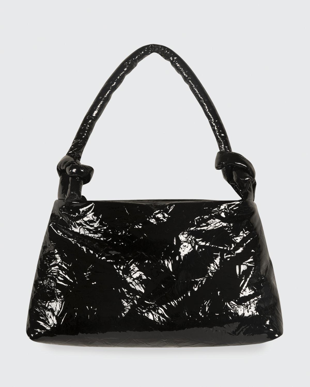 Lady Crinkled Shoulder Bag