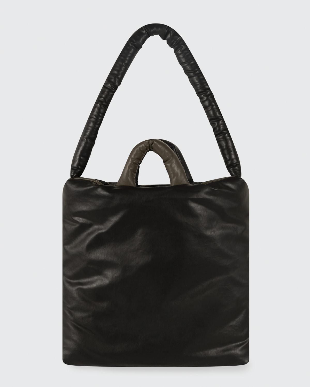 Oil Medium Puffy Tote Bag