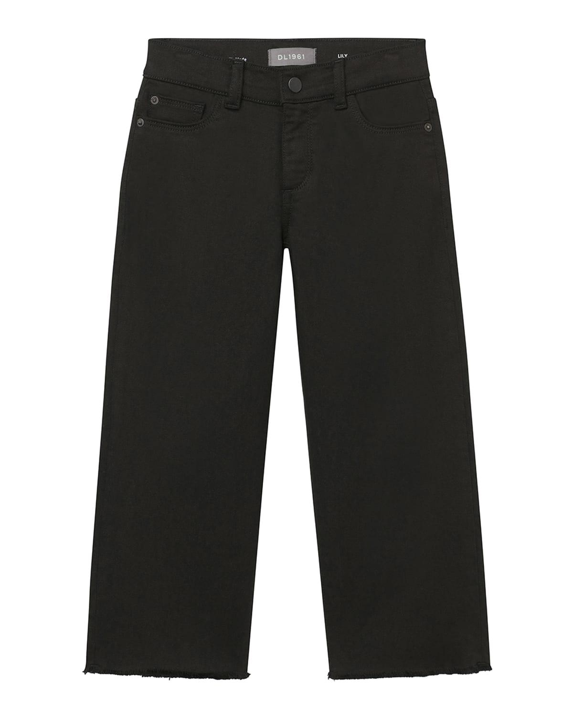 Girl's Lily Wide-Leg Denim Jeans
