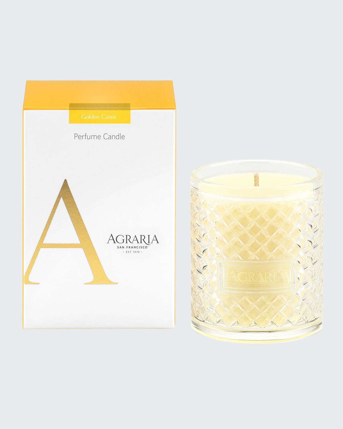 7 oz. Golden Cassis Perfume Candle