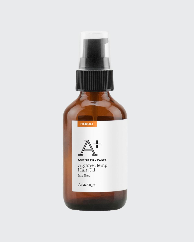 Neroli A+ Argan + Hemp Hair Oil