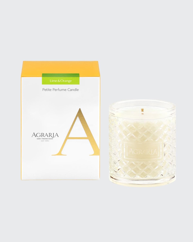 3.4 oz. Lime & Orange Petite Perfume Candle