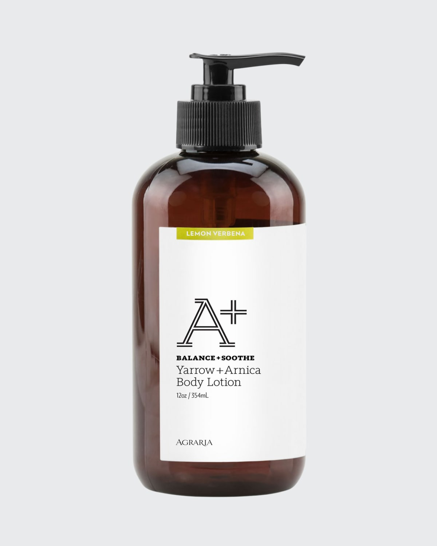 Lemon Verbena A+ Yarrow + Arnica Body Lotion