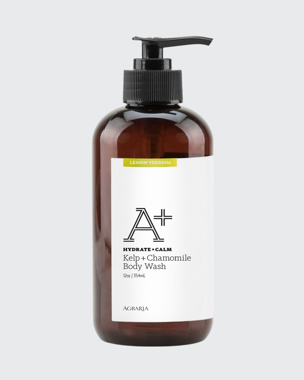 Lemon Verbena A+ Kelp + Chamomile Body Wash